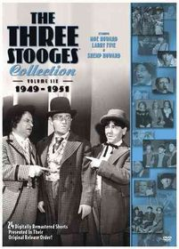 Three Stooges Collection:1949-1951 - (Region 1 Import DVD)