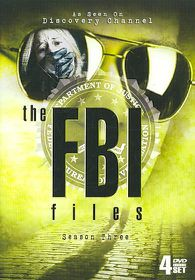 Fbi Files Season 3 - (Region 1 Import DVD)