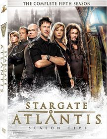 Stargate Atlantis: Season 5 - (Region 1 Import DVD)