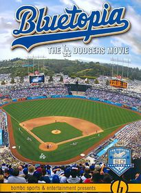 Bluetopia:La Dodgers Movie - (Region 1 Import DVD)