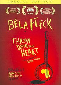 Throw Down Your Heart - (Region 1 Import DVD)