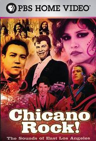 Chicano Rock the Sounds of East La - (Region 1 Import DVD)