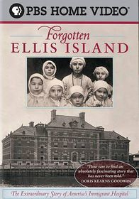 Forgotten Ellis Island - (Region 1 Import DVD)