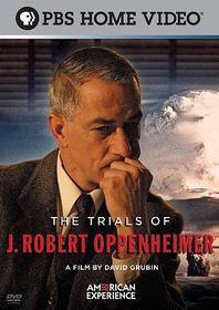 American Experience:Trials of J Rober - (Region 1 Import DVD)