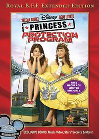 Princess Protection Program - (Region 1 Import DVD)