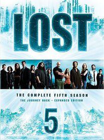Lost:Complete Fifth Season - (Region 1 Import DVD)