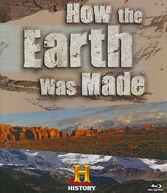 How the Earth Was Made - (Region A Import Blu-ray Disc)