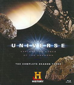 Universe:Complete Season 3 - (Region A Import Blu-ray Disc)