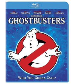 Ghostbusters - (Region A Import Blu-ray Disc)