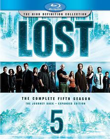 Lost:Complete Fifth Season - (Region A Import Blu-ray Disc)