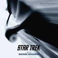 Star Trek OST (2009)  (Import CD)