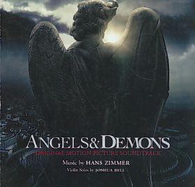 Soundtrack - Angels & Demons (CD)