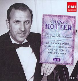 Hotter Hans - Icon: Hotter (CD)