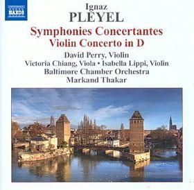 Perry, David - Symphonies Concertantes (CD)