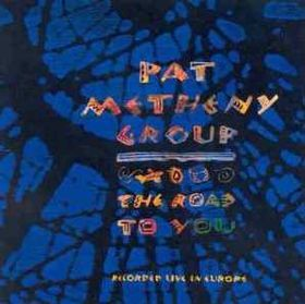 Metheny;pat - The Road To You (CD)
