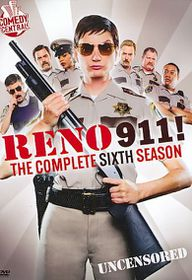 Reno 911:Complete Sixth Season - (Region 1 Import DVD)