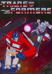 Transformers:Complete First Season 2 - (Region 1 Import DVD)