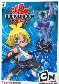 Bakugan Volume 4:Heroes Rise - (Region 1 Import DVD)