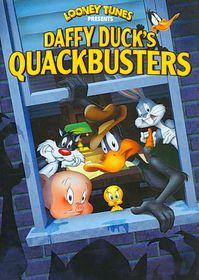 Daffy Duck's Quackbusters - (Region 1 Import DVD)