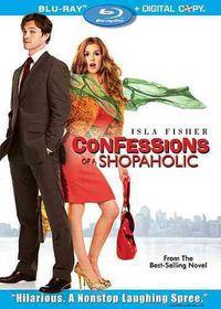 Confessions of a Shopaholic - (Region A Import Blu-ray Disc)