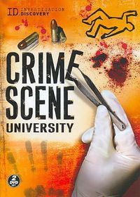 Crime Scene University - (Region 1 Import DVD)