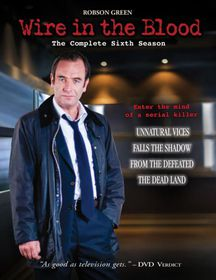 Wire in the Blood:Complete Sixth Season - (Region 1 Import DVD)