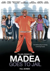 Tyler Perry's Madea Goes to Jail - (Region 1 Import DVD)