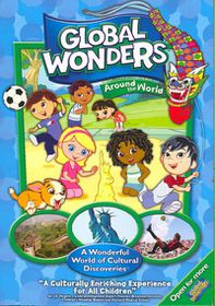Global Wonders:Around the World - (Region 1 Import DVD)