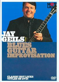 Blues Guitar Improvisation - (Region 1 Import DVD)