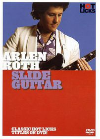 Slide Guitar - (Region 1 Import DVD)