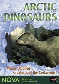 Arctic Dinosaurs - (Region 1 Import DVD)