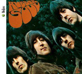 Beatles The - Rubber Soul (2009) (CD)
