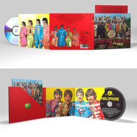 Beatles The - Sgt.Pepper's Lonely Heart's Club Band (2009) (CD)