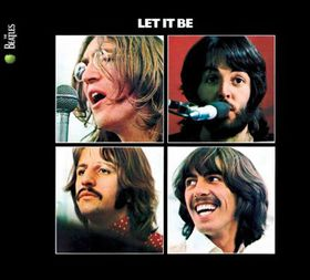 Beatles The - Let It Be (2009) (CD)