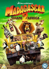 Madagascar: Escape 2 Africa - (Import DVD)