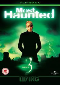 Most Haunted: Complete Series 3 - (Import DVD)
