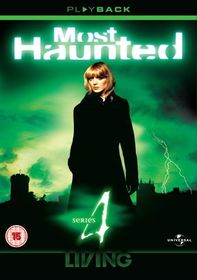 Most Haunted: Complete Series 4 - (Import DVD)
