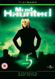 Most Haunted: Complete Series 5 - (Import DVD)