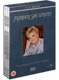 Murder She Wrote: Season 9 - (parallel import)