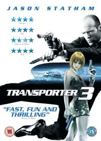 Transporter 3 - (Import DVD)
