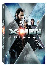 X-Men Trilogy - (Import DVD)