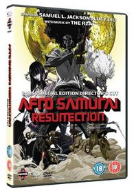 Afro Samurai: Resurrection - (Import DVD)