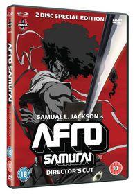 Afro Samurai: Season 1 (Director's Cut) - (Import DVD)