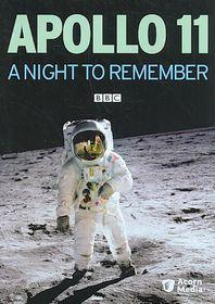 Apollo 11:Night to Remember - (Region 1 Import DVD)