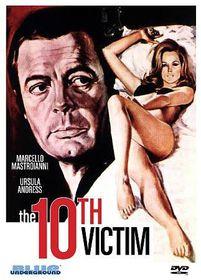 10th Victim - (Region 1 Import DVD)