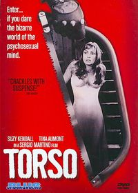 Torso - (Region 1 Import DVD)