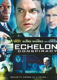 Echelon Conspiracy - (Region 1 Import DVD)