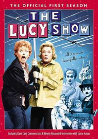 Lucy Show:Official First Season - (Region 1 Import DVD)