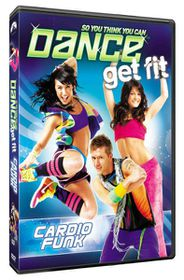 So You Think You Can Dance Get Fit:Ca - (Region 1 Import DVD)