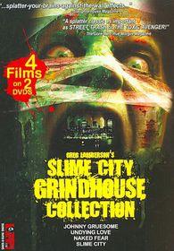 Slime City Grindhouse Collection:John - (Region 1 Import DVD)